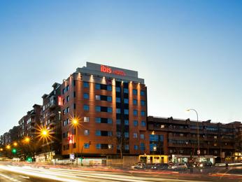 HOTEL IBIS LAS VENTAS MADRID