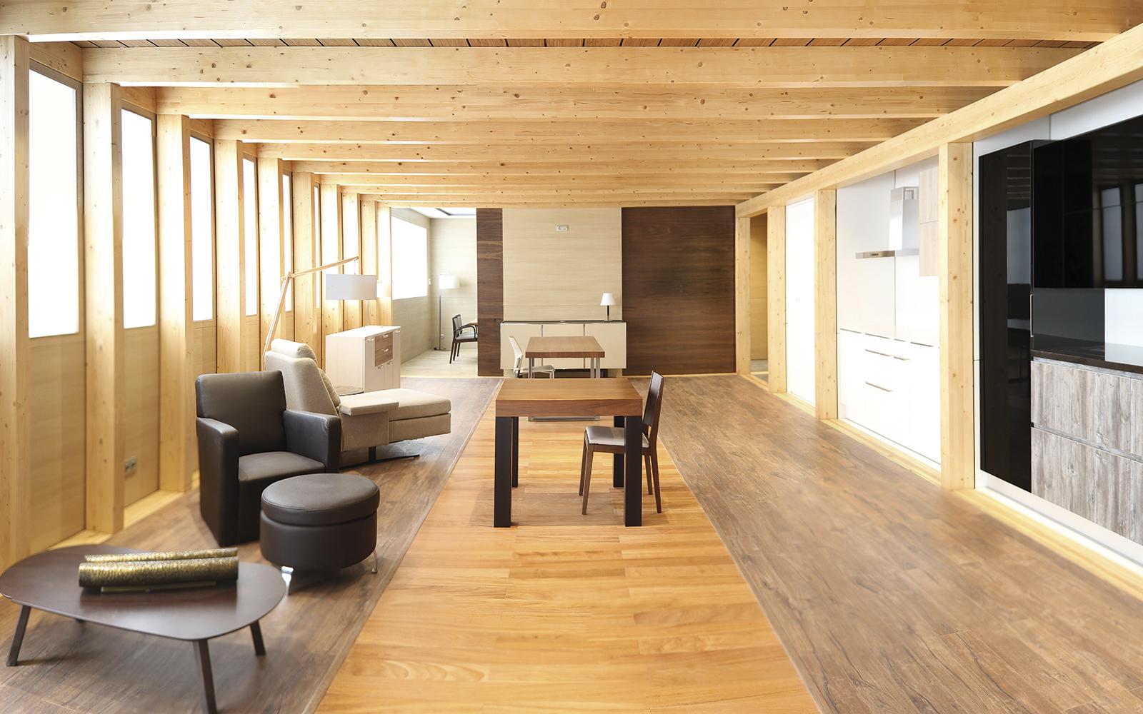 Fabricación y venta de muebles para el hogar.