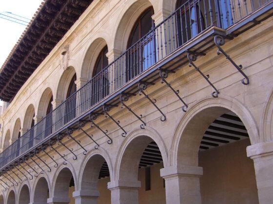 BALCÓN DE TOROS (VIANA)